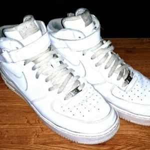 Nike Air Force 1s (Size 12) Men's Athletic Shoes